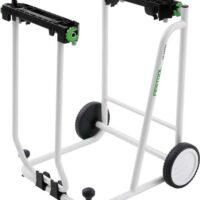 Festool Kapex stovas - vežimėlis